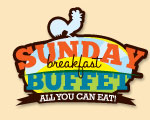 Sunday Breakfast Buffet